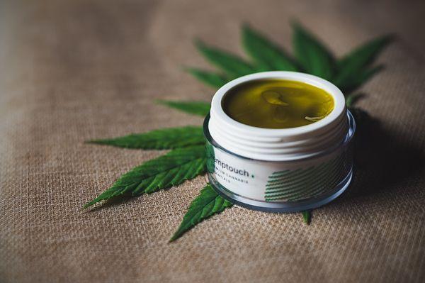 Neurodermitis Cannabis